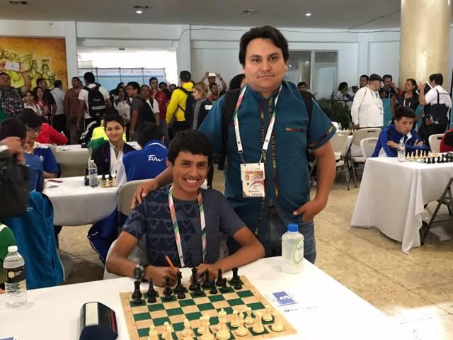 Suman tlaxcaltecas primeros puntos en el ajedrez de la Olimpiada