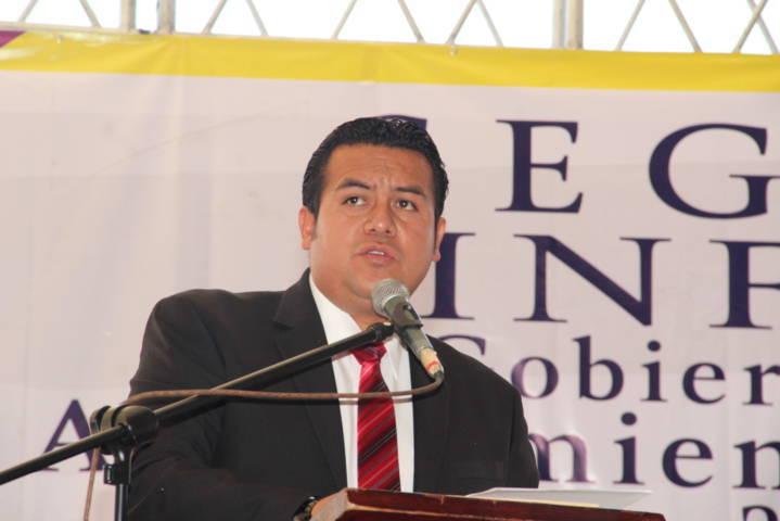 Con obras en las 5 comunidades impulsamos el desarrollo del municipio: alcalde