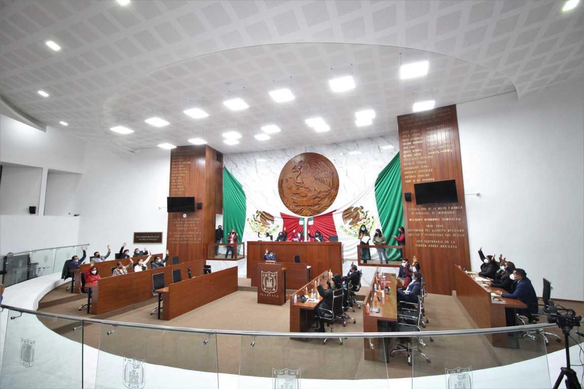 Aprueba Congreso De Tlaxcala presupuesto de egresos para el 2021