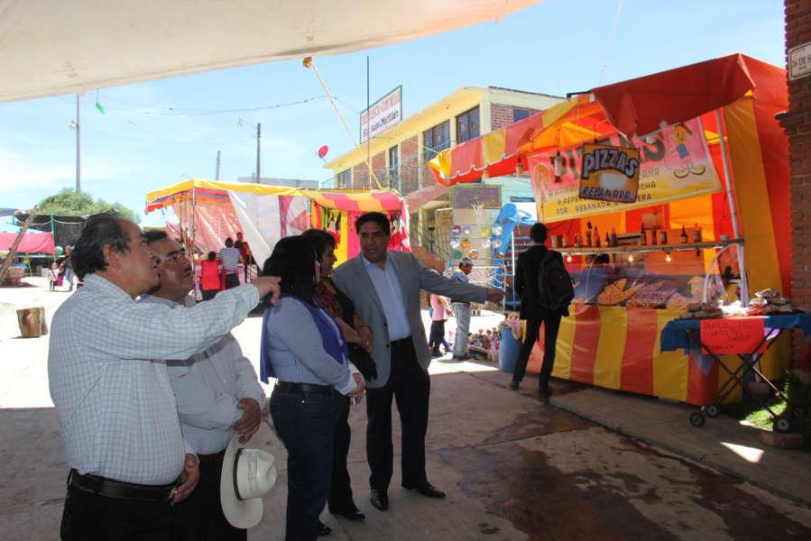 Calpulalpan continúa celebrando sus fiestas patronales