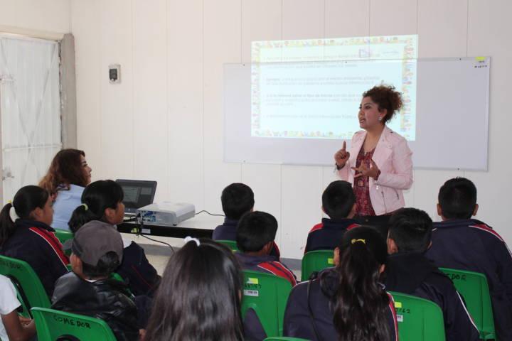 Ayuntamiento de Tetla y el IAIP promueven la cultura de la trasparencia