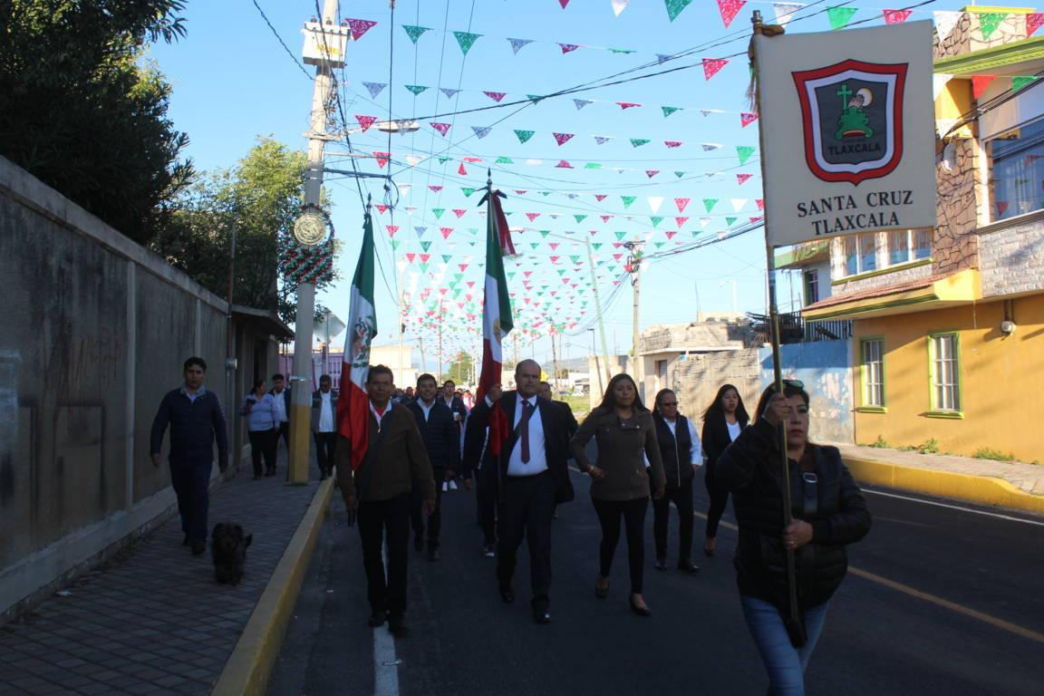 Unidad, respeto y trabajo; herramientas para el progreso del municipio: MASC