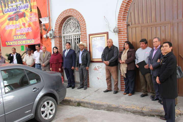 Inicia conmemoración por la incorporación de Calpulalpan a Tlaxcala