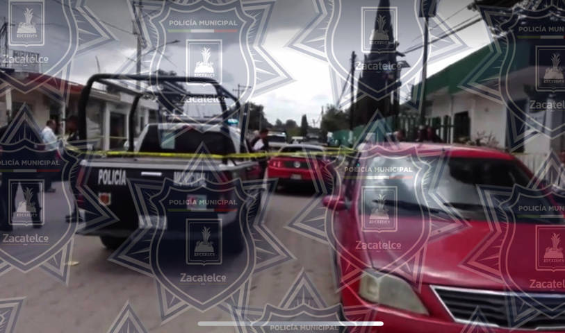 Policía de Zacatelco implementa operativo ante hecho delictivo
