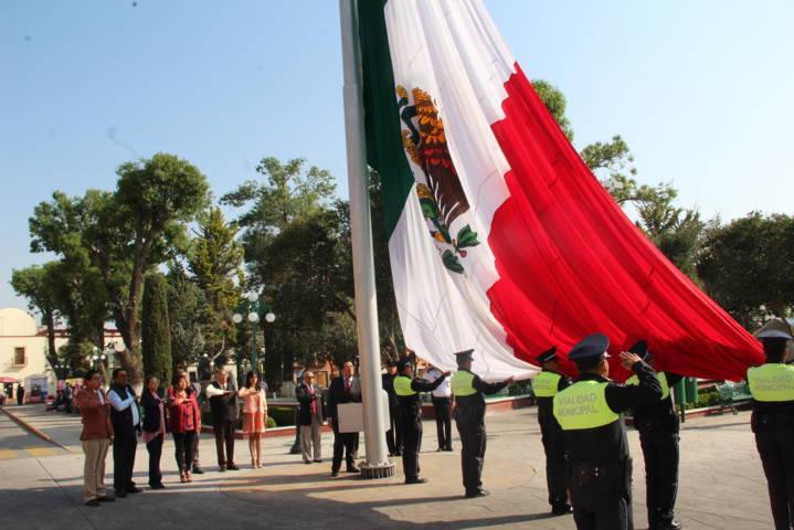 Sánchez Jasso encabezo conmemoración del CCXII del natalicio de Benito Juárez