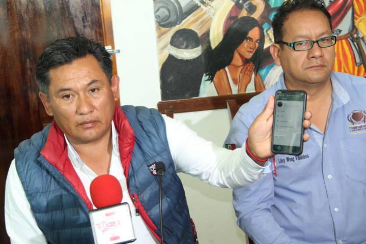 Secretario del Ayuntamiento desmiente conversación por WhatsApp con estudiante