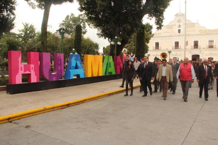 Sánchez Jasso invita a la ciudadanía a sumarse a las festividades del mes patrio