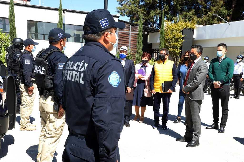 La SSC recibe la visita de la red de organizaciones y asociaciones de la sociedad civil de Tlaxcala