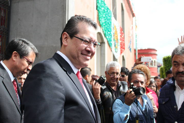 Se redujo la pobreza extrema en Tlaxcala: Marco Mena