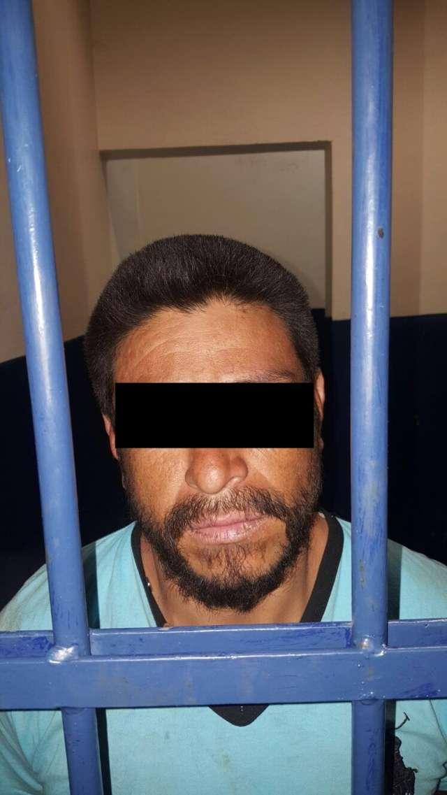 Detienen Policía de Chiautempan a sujeto por  presunto robo en casa habitación en Texcacoac