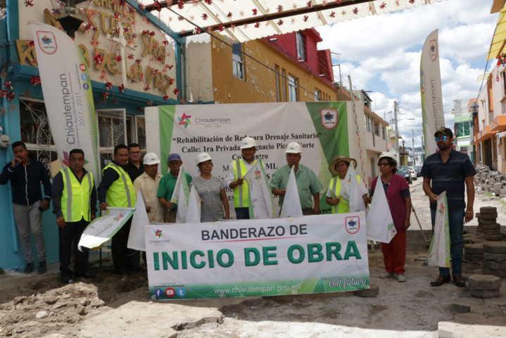 Alcalde continúa trabajando para acercar más servicios a los ciudadanos