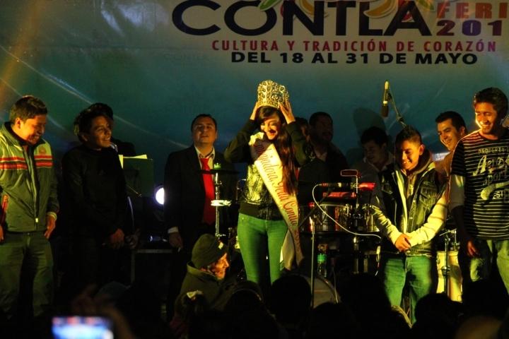 Concluye Grupo Aroma en celebración Santa de Feria Nacional del Sarape