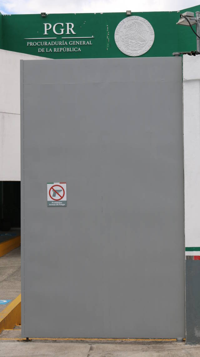 PGR Tlaxcala vincula a persona por posesión ilícita de tres mil litros de hidrocarburo