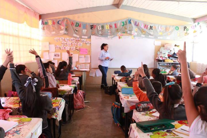 El Sistema Municipal DIF de Tetla con programa de Salud Integral en escuelas