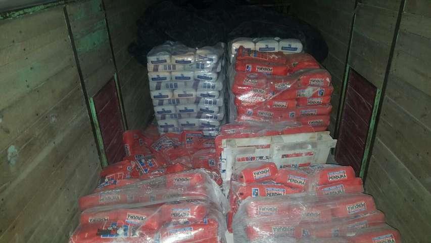 Recupera Policía de Chiautempan camión de carga robado en carretera Apizaco-Tlaxcala