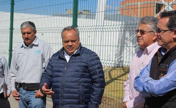 Destaca Alcalde JAAL gran labor de la CAPAMH