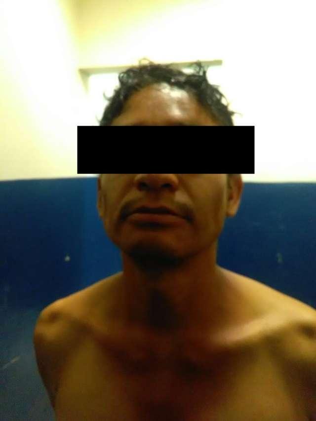 Detienen en Chiautempan a sujeto que intentó robar en un taller