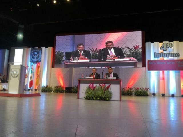 Llaman a defender la autonomía de la UAT durante informe