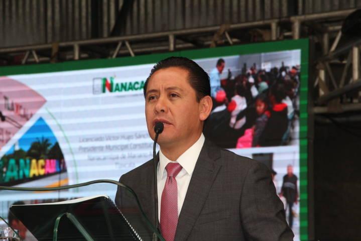 Con resultados concretos avanzamos hacia el desarrollo: Sánchez Flores