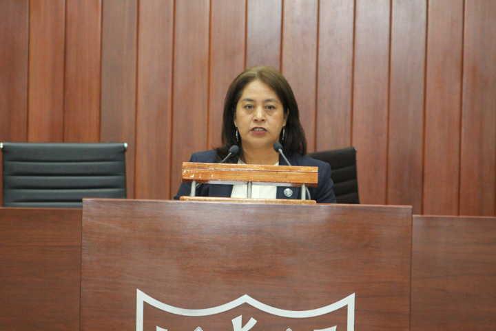 Presentan iniciativa para garantizar la correcta  aplicación de recursos en la CEDH