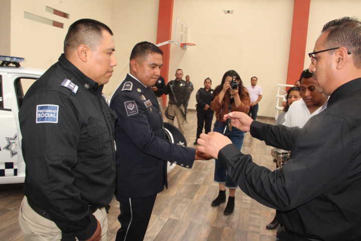 La seguridad en el municipio es prioridad de mi administración: alcalde
