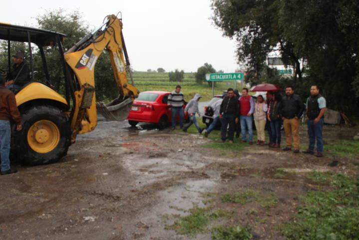 Inicia Lardizábal la colocación y rehabilitación de espectaculares de bienvenida al municipio
