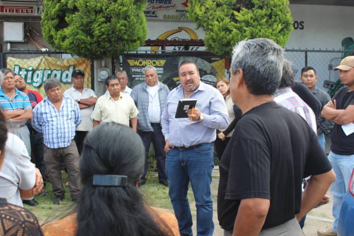 Queremos escuchar de la ciudadanía sus peticiones y sugerencias: alcalde