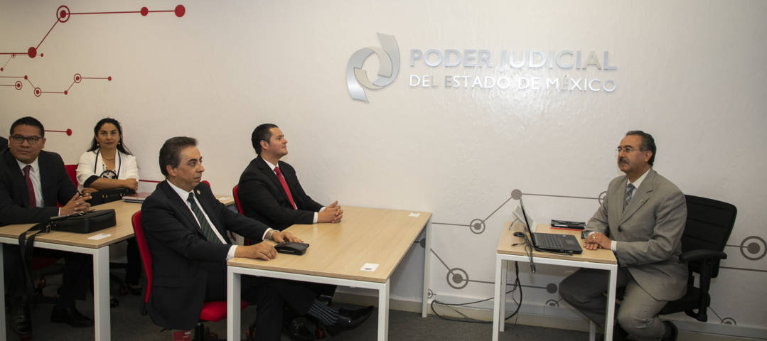 TSJE a la vanguardia tecnológica y administrativa