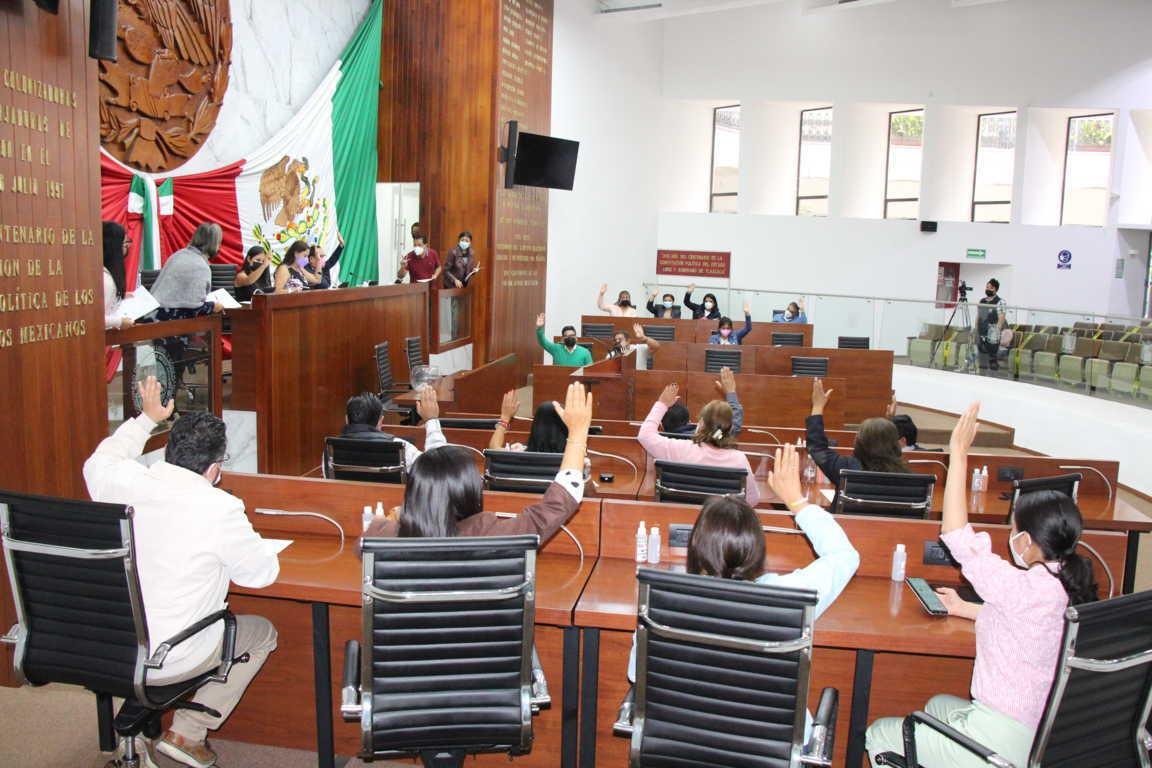 Reorganiza Congreso del Estado las comisiones ordinarias
