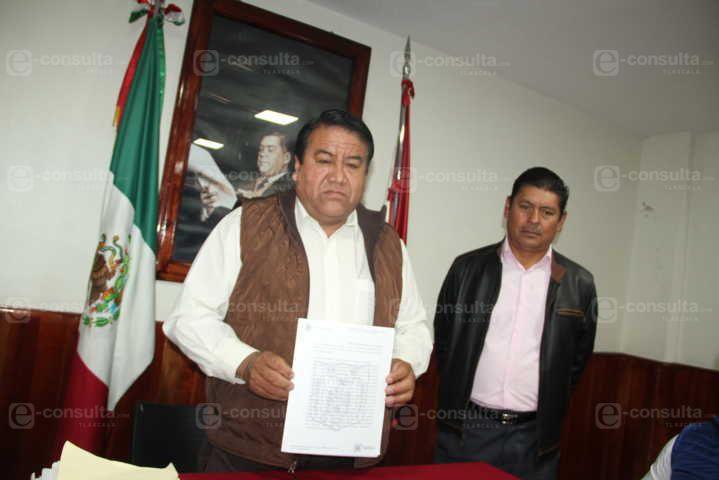 Alcalde de Chiautempan se ampara con un decreto que no tiene validez: RPM