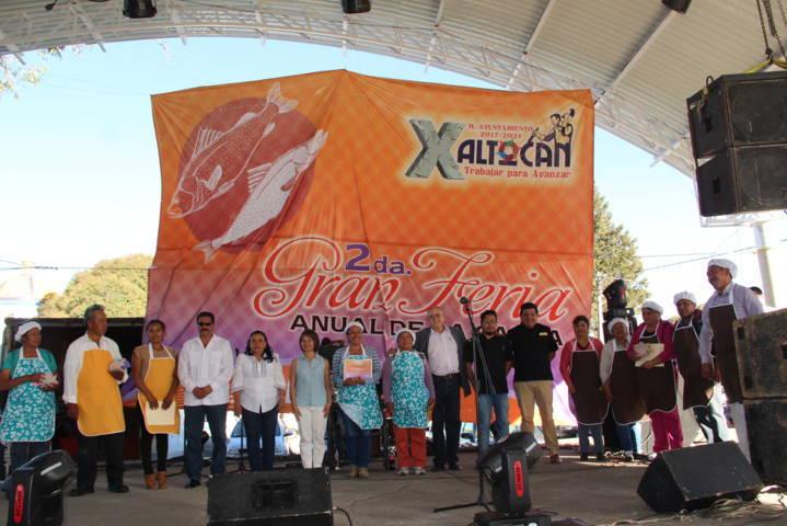 Esta 2da gran feria anual de la Carpa rebaso expectativas: Sánchez Amador