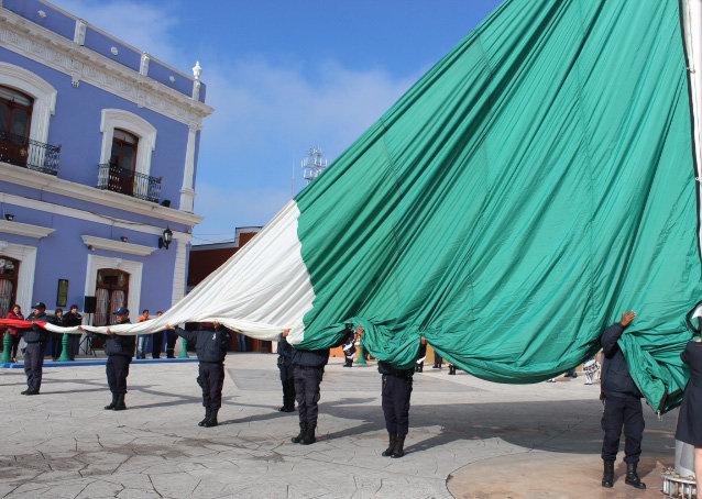 Conmemoran en Huamantla el CLIII  Aniversario de la Batalla del 5 de Mayo