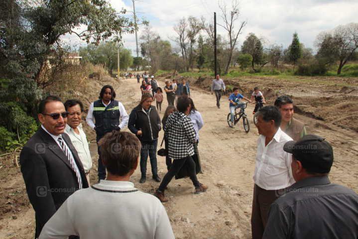 Con el apoyo del Gobernador pavimentaremos casi 9 mil m2 de la 2 de abril: alcalde