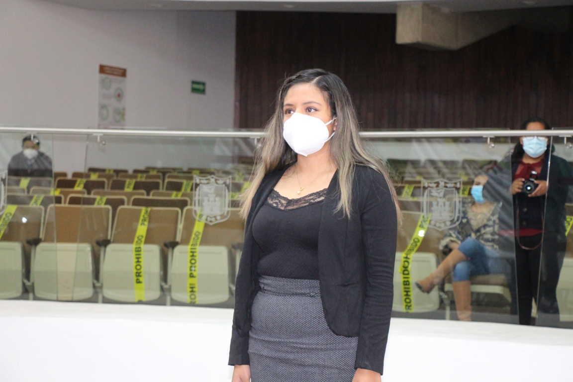 Asume Linda Azucena Cisneros la coordinación del GP del PRD en el Congreso