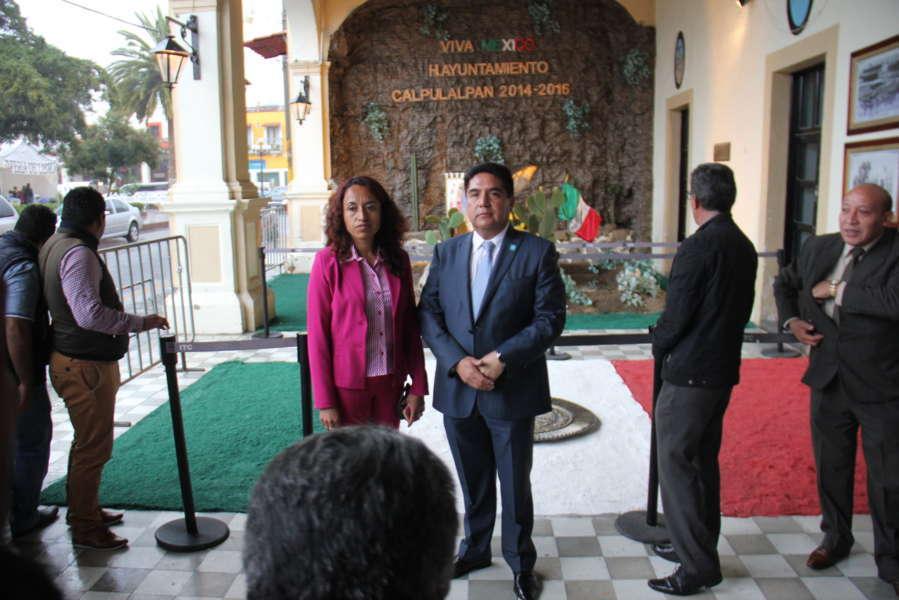 Inauguran en Calpulalpan galería fotográfica