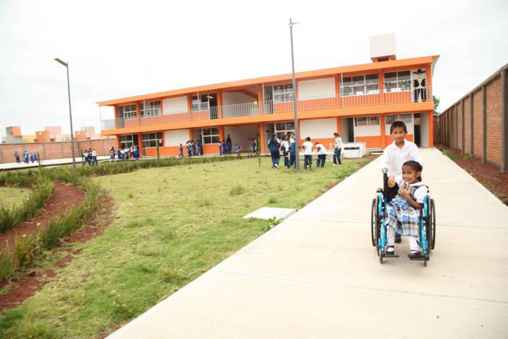 Atiende educación especial de SEPE a 2 mil 400 alumnos con discapacidad en escuelas regulares