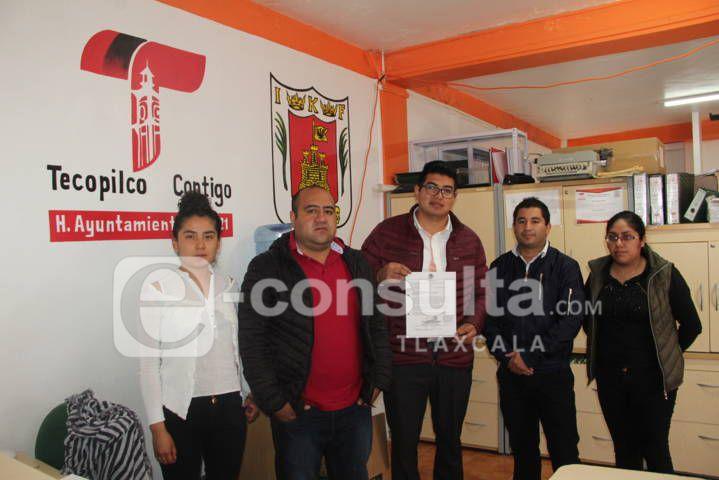 En Tecopilco seguimos trabajando con finanzas sanas: Baéz Pérez