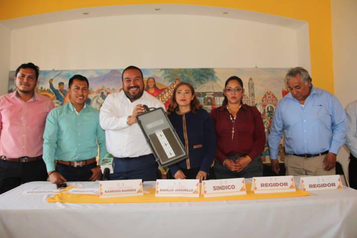 Con 17 obras disminuiremos el rezago social en el municipio: Badillo Jaramillo