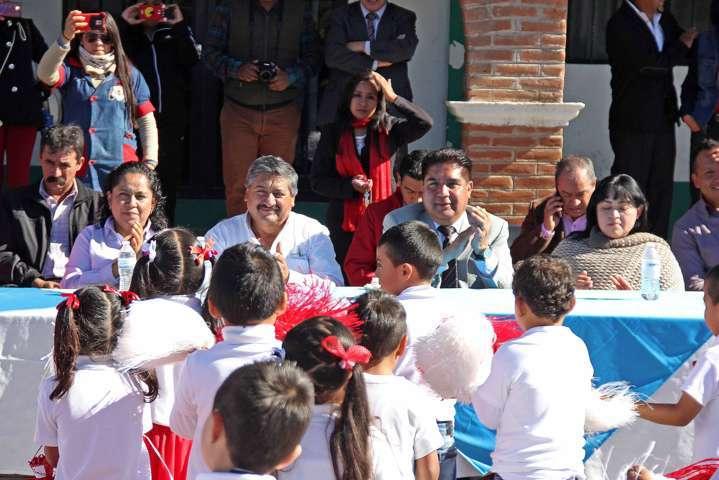 Municipio de Benito Juárez se une a conmemoraciones por incorporación de Calpulalpan a Tlaxcala
