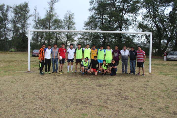 En Lardizábal se pretende crear un equipo profesional de futbol
