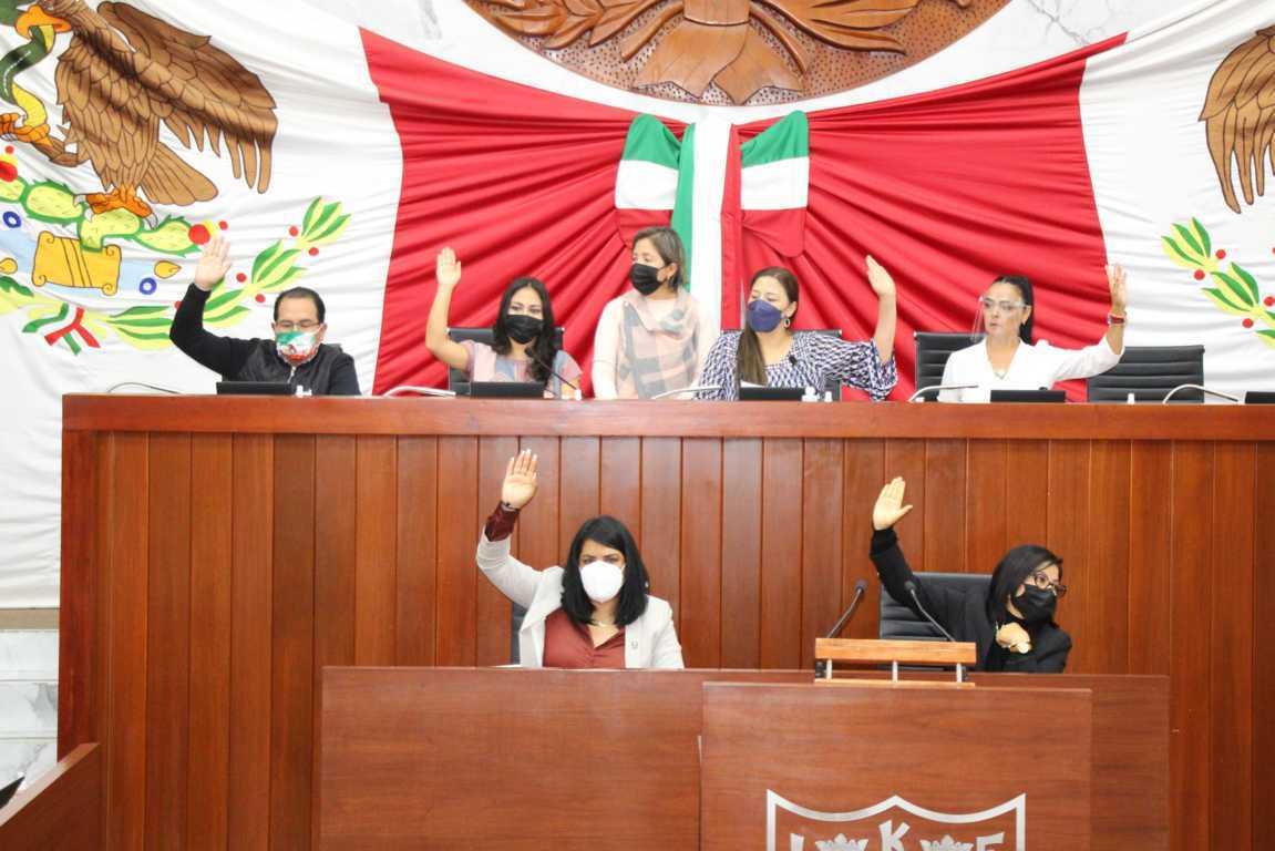 Reorganiza Congreso del Estado de Tlaxcala la integración de la JCCP