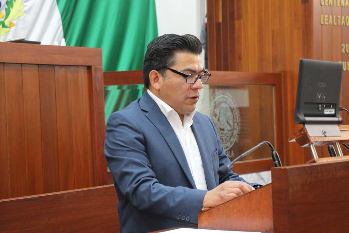 Propone José Luis Garrido que delitos se sancionen y tipifiquen de acuerdo a leyes generales