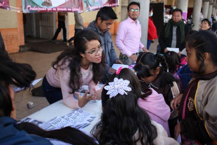 Con éxito se realizó la Jornada de Prevención Del Delito en Chiautempan