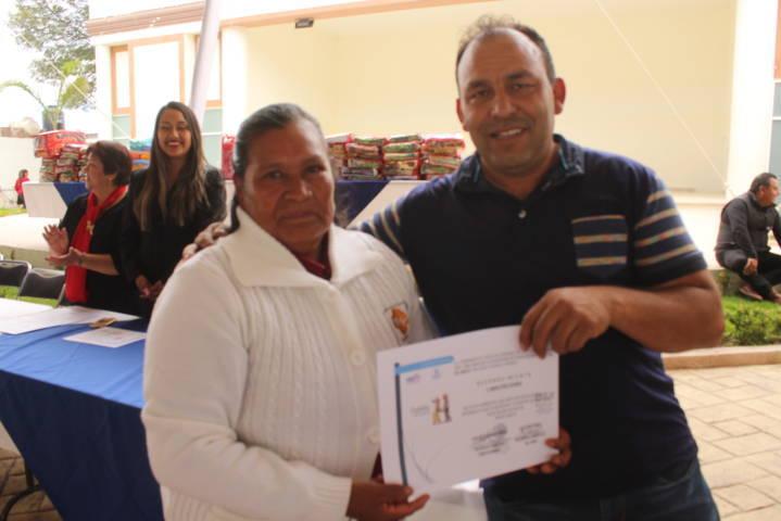 Festejos del Día del Abuelo en Lardizábal