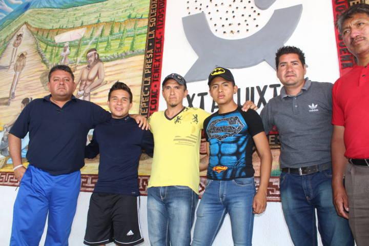 Ayuntamiento invita a jóvenes a ser partícipes del equipo Nahuales de 3ra división