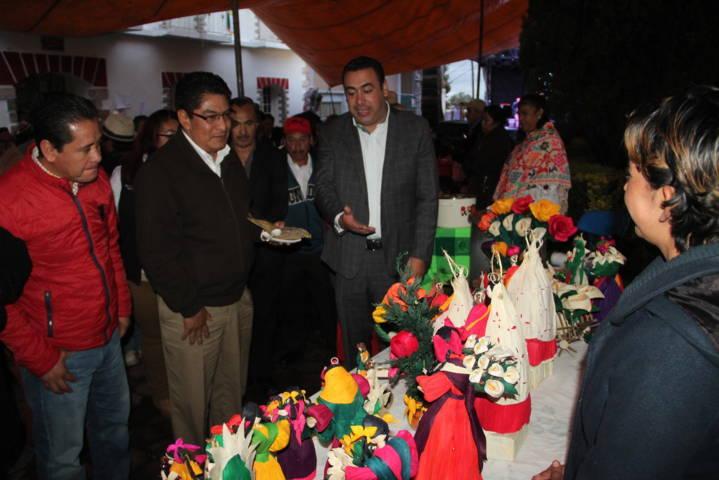 En esta feria Españita 2017 derrocharemos tradiciones y cultura: alcalde