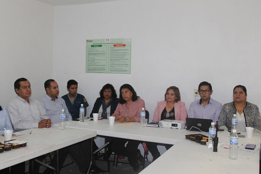 Conferencia sobre Trata de Personas fue impartida a personal del Ayuntamiento