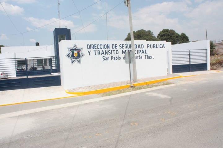 Instalan base militar en San Pablo del Monte
