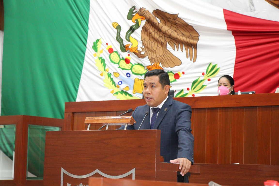 Propone Omar Milton López reformas para agilizar procesos legislativos