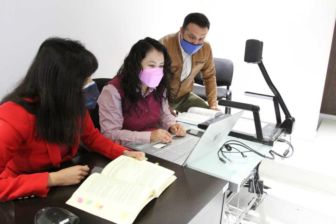 Capacitación constante en el TSJE para afrontar reforma laboral